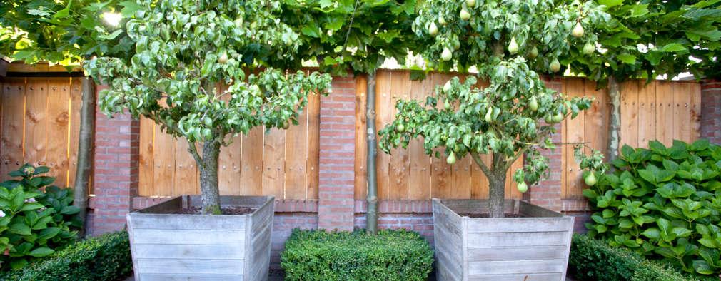 landhausstil Garten von Mocking Hoveniers