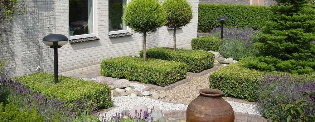 Projekty,  Ogród zaprojektowane przez Mocking Hoveniers