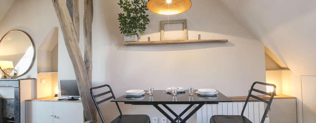 Comedores de estilo escandinavo por cristina velani