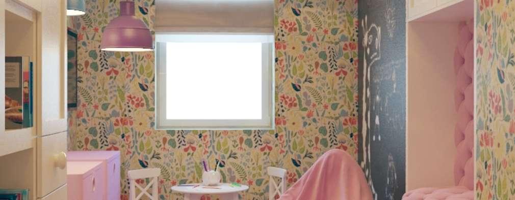 Dom w Holandii: styl , w kategorii Pokój dziecięcy zaprojektowany przez Finchstudio