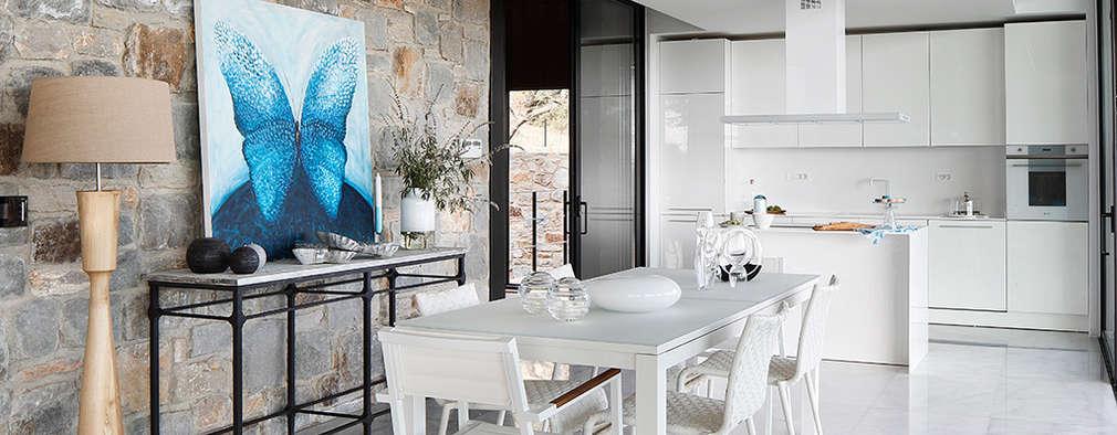 Phòng ăn by Engel & Völkers Bodrum