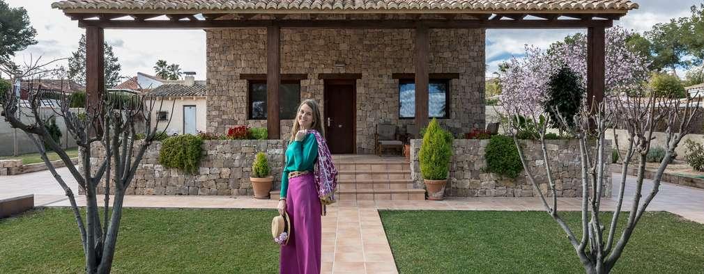 12 casas pequenas para construir em seu terreno for Terrazas economicas chile