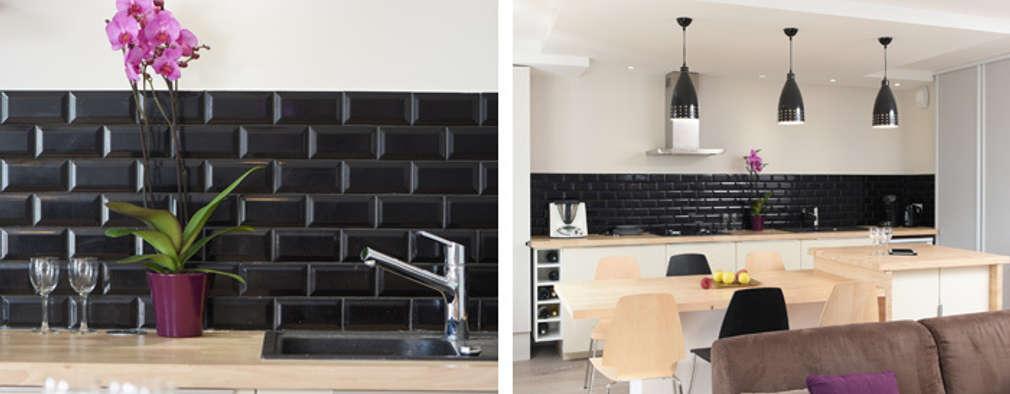 3 appartements modernes couper le souffle. Black Bedroom Furniture Sets. Home Design Ideas