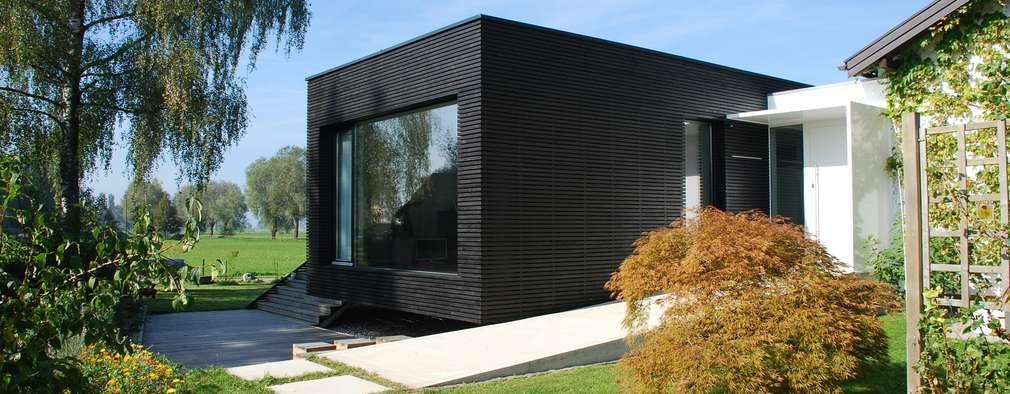 moderne Huizen door schroetter-lenzi Architekten