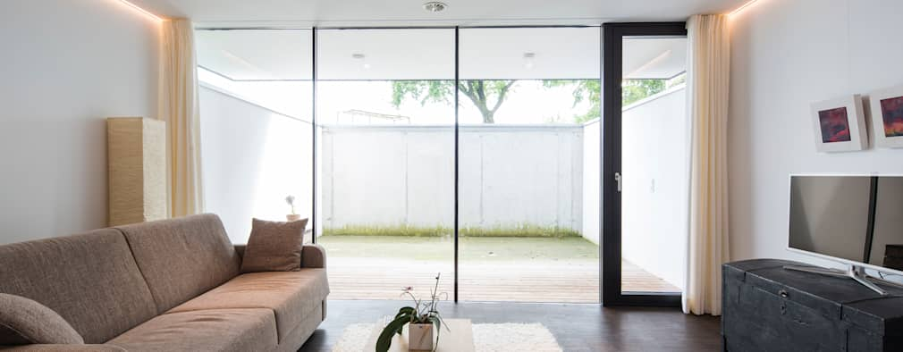schroetter-lenzi Architekten: modern tarz Fitness Odası
