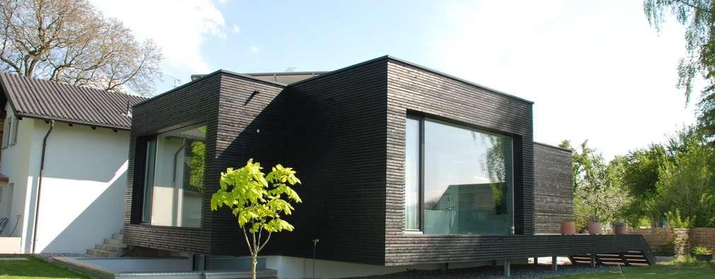 บ้านและที่อยู่อาศัย by schroetter-lenzi Architekten