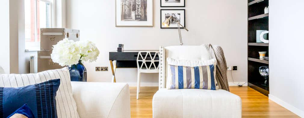 ห้องนั่งเล่น by In:Style Direct