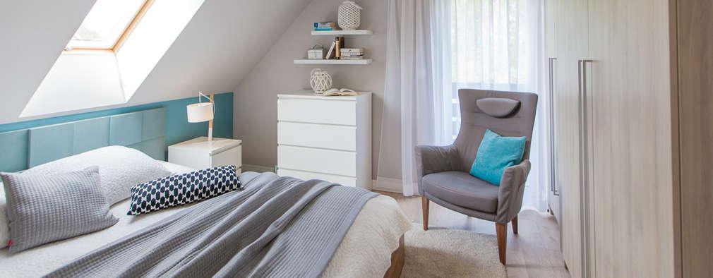 moderne Slaapkamer door TIKA