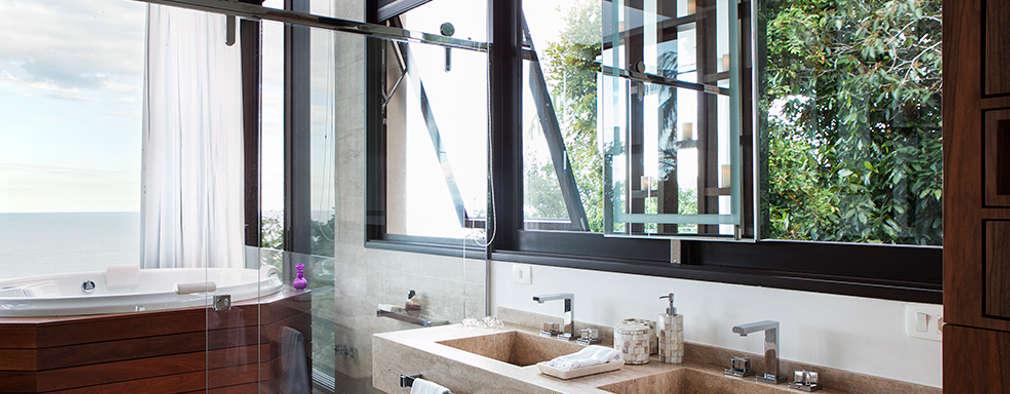 Ванные комнаты в . Автор - Infinity Spaces