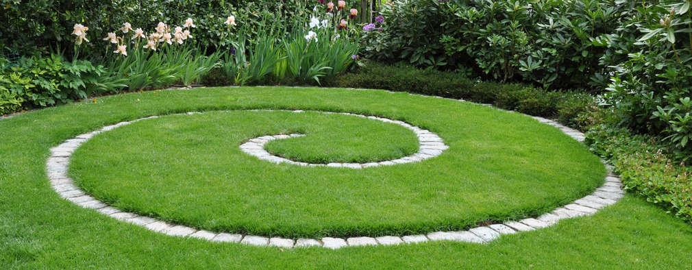 Projekty,  Ogród zaprojektowane przez MASSIMO SEMOLA PROGETTAZIONE GIARDINI MILANO