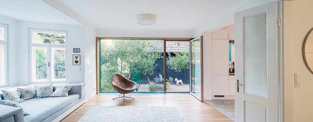 Phòng khách by Sue Architekten ZT GmbH