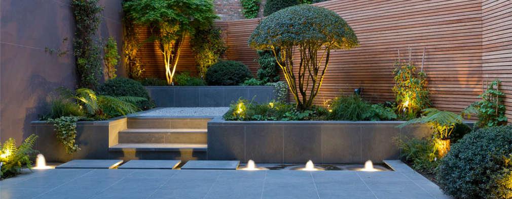 Ein tropischer garten zuhause 14 ideen zur gestaltung for Gestaltung garten terrasse
