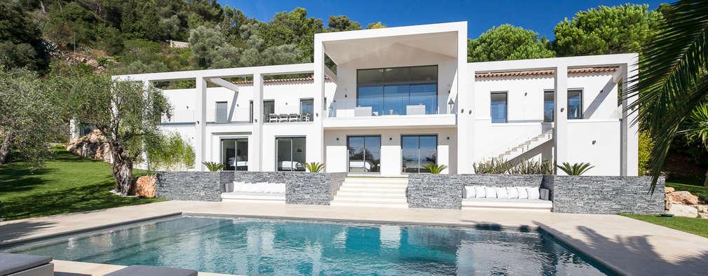 Casas modernas por Urban Cape Interiors