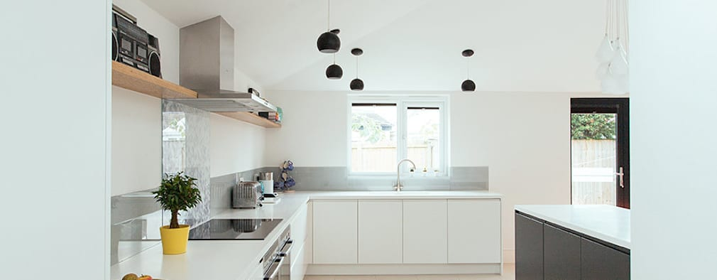 Dapur by PARKdesigned Architects