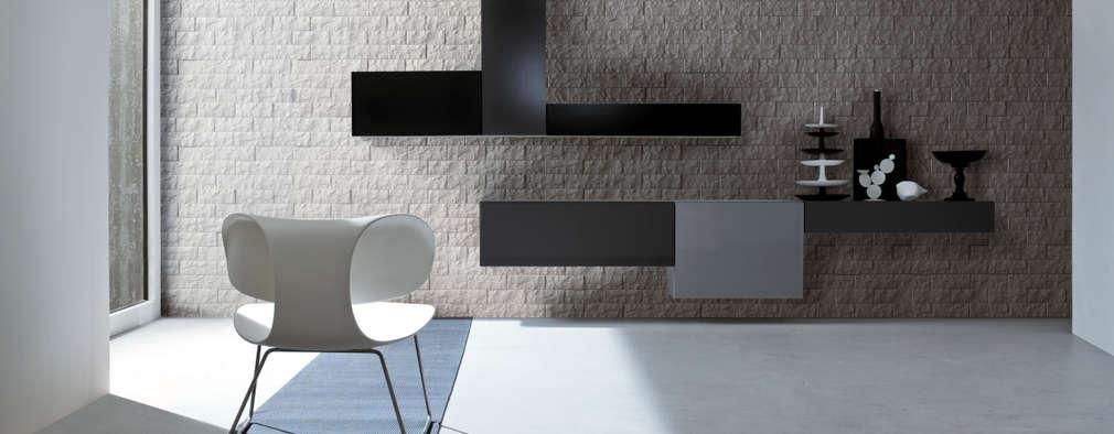 modern Living room by VALPIETRA®