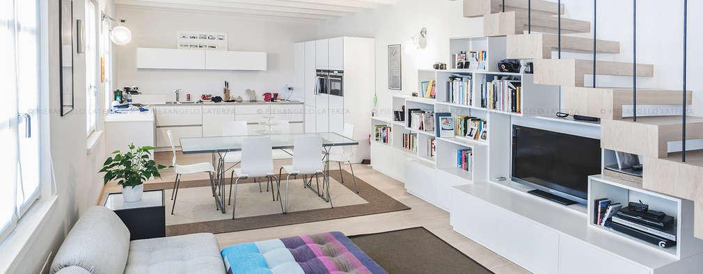6 solu es modernas para dividir a cozinha e a sala de estar for Sala de 9 metros quadrados