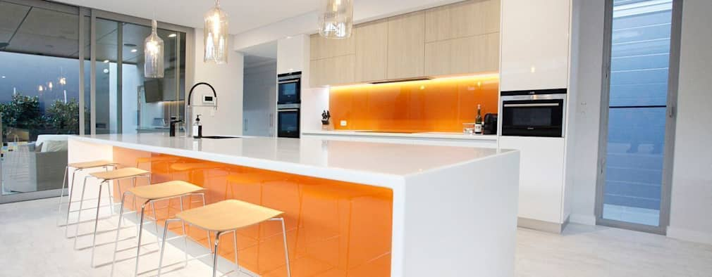 modern Kitchen by New Home Building Brokers