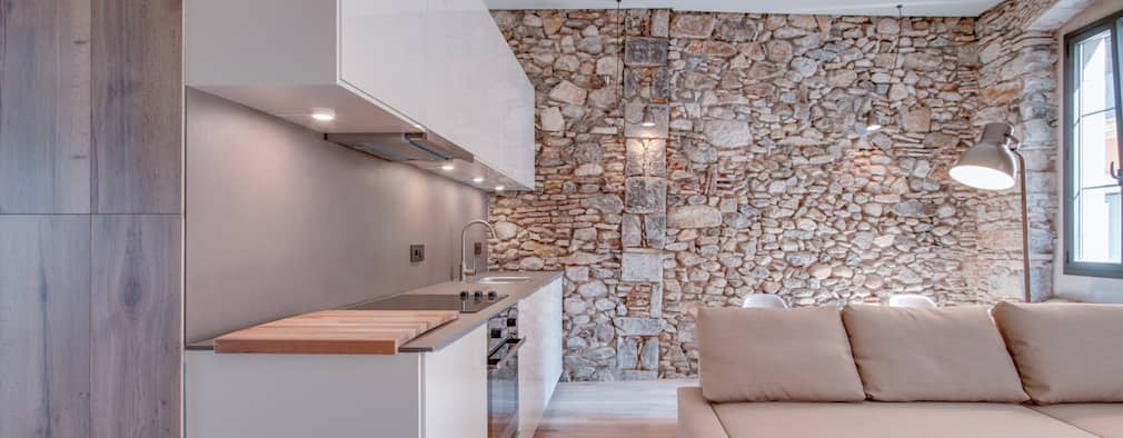 cocinas de estilo mediterraneo por lara pujol interiorismo proyectos de diseo - Decoracion Minimalista