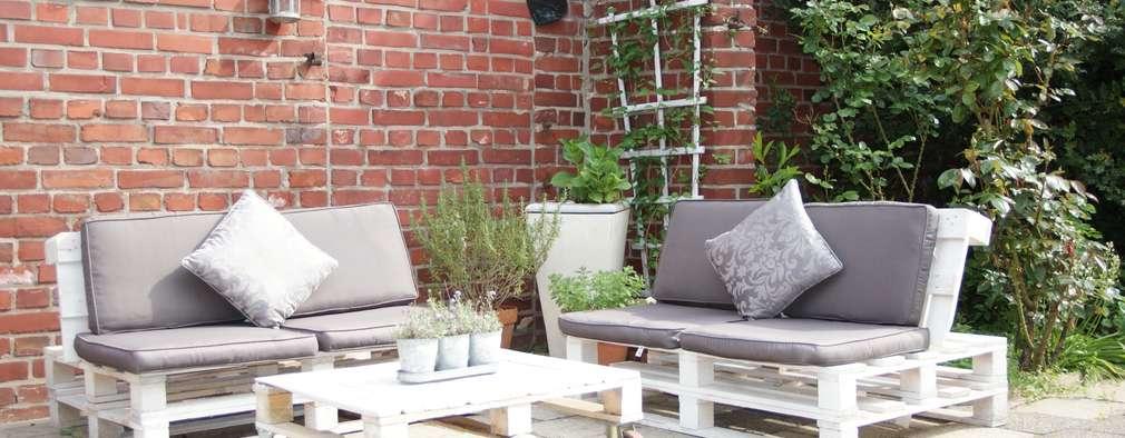 14 ausgefallene ideen die euren garten v llig verwandeln. Black Bedroom Furniture Sets. Home Design Ideas