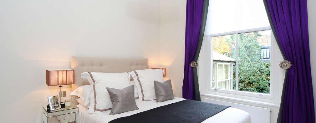 moderne Slaapkamer door Agata C Design
