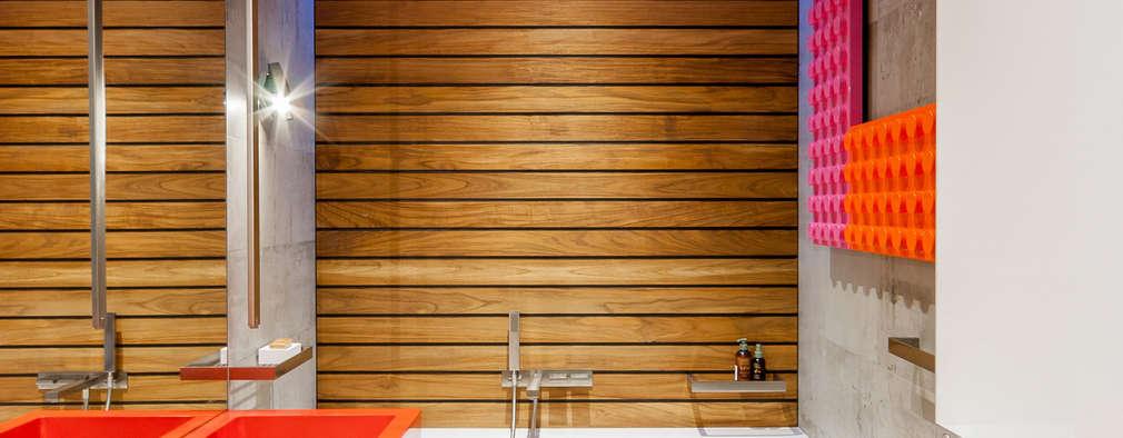 minimalistic Bathroom by VALENTIROV&PARTNERS