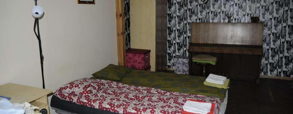 Sypialnia przed home stagingiem: styl , w kategorii  zaprojektowany przez Sceny Domowe