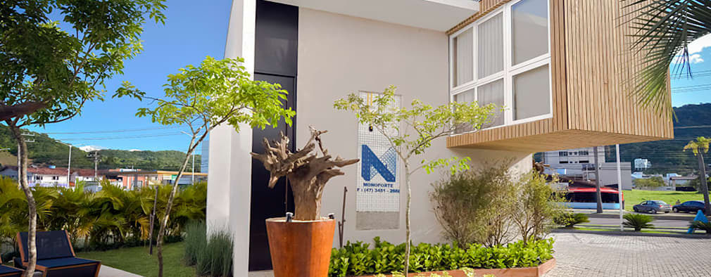 บ้านและที่อยู่อาศัย by Studium Saut Arte & Interiores