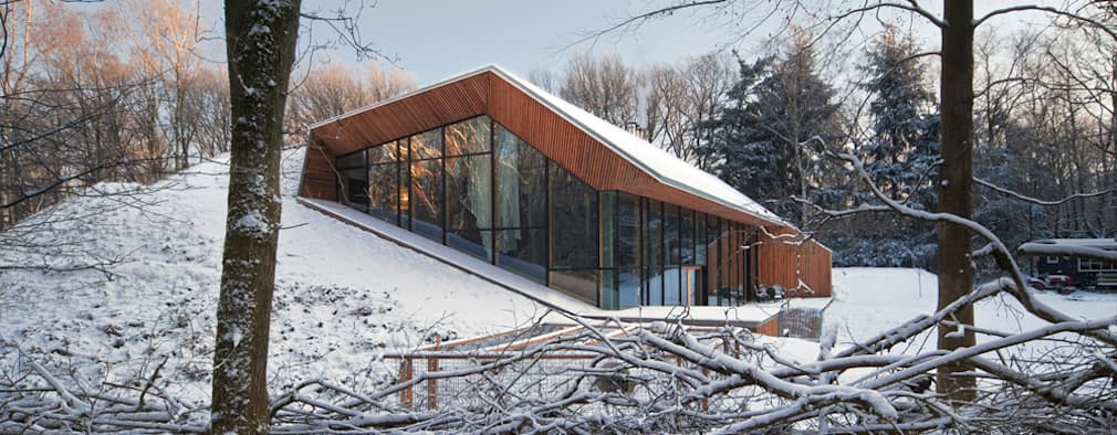 modern Houses by KRFT