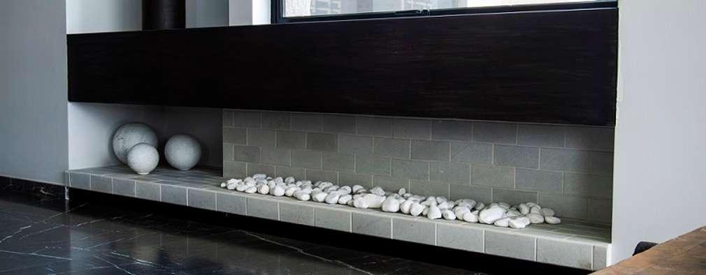 Projekty,  Korytarz, przedpokój zaprojektowane przez Concepto Taller de Arquitectura