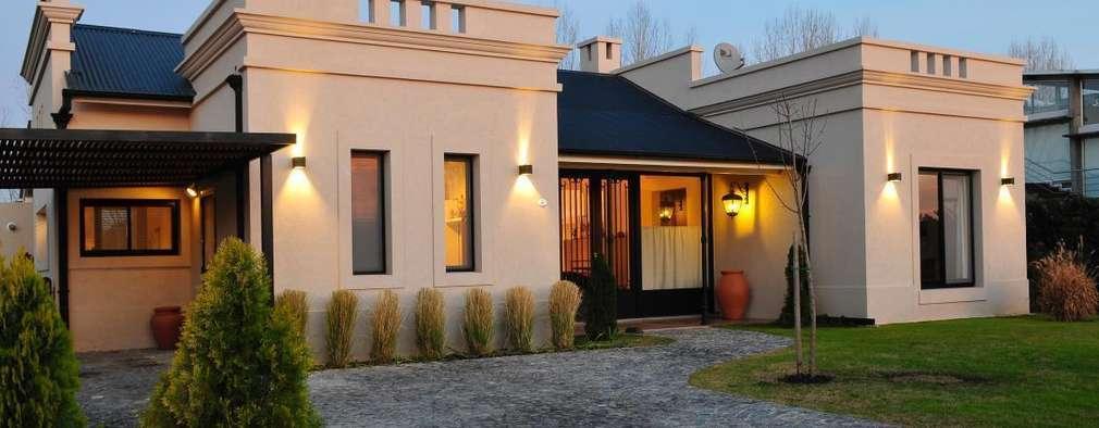 5 Casas con porche totalmente encantadoras