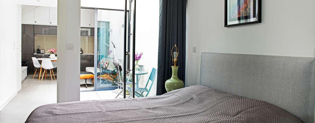 Moderne Schlafzimmer Von E2 Architecture + Interiors