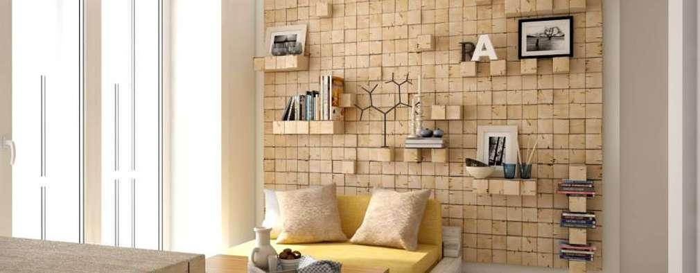 10 s per ideas para revestir paredes for Ideas para cubrir paredes
