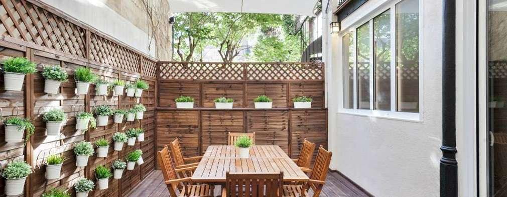 7 fotos de terrazas para casas peque as for Terrazas en azoteas pequenas