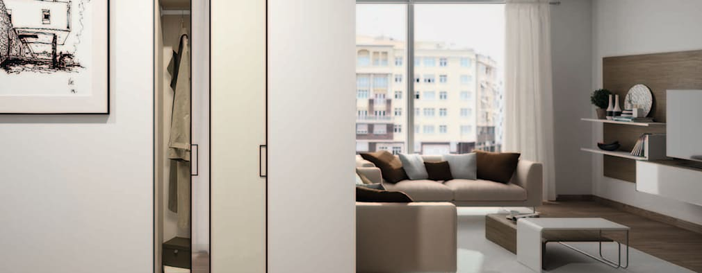 Corridor & hallway by Centimetre.com
