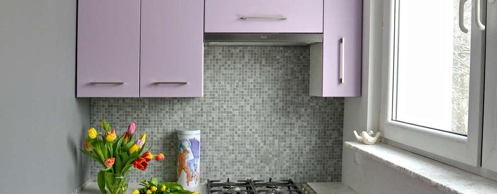 Кухни в . Автор – DoMilimetra