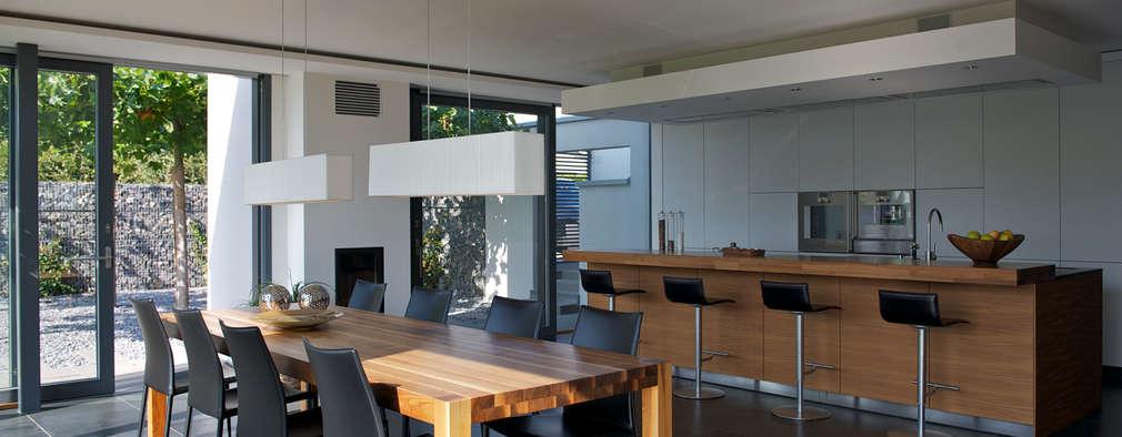 modern Kitchen by Dr. Schmitz-Riol Planungsgesellschaft mbH