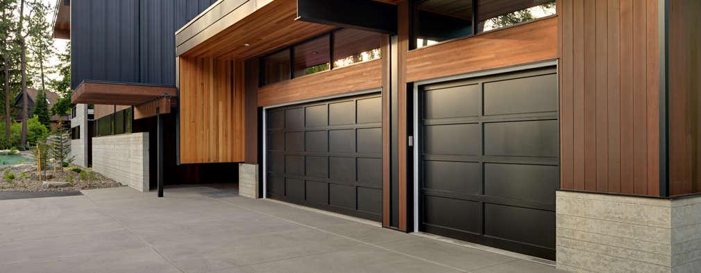 double garage by uptic studios