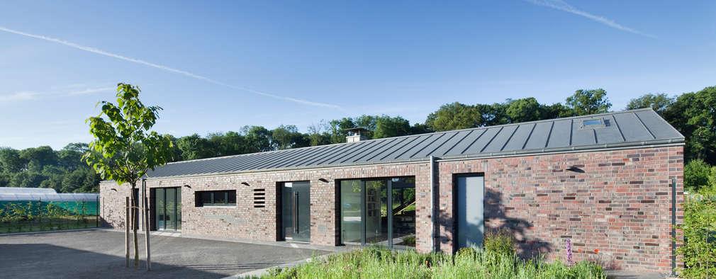Projekty,  Ogród zaprojektowane przez Wichmann Architekten Ingenieure GmbH