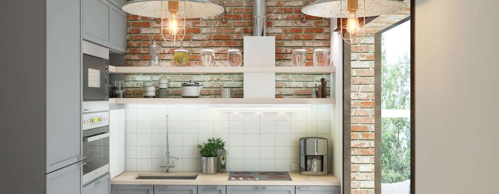 Projekty,  Kuchnia zaprojektowane przez Circle Line Interiors