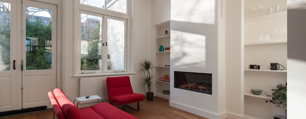 modern Living room by Studio D11