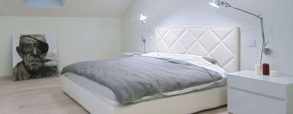 minimalistic Bedroom by ZROBYM architects