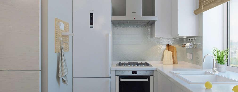 廚房 by Ekaterina Donde Design