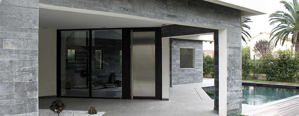 Villa N 03: Maisons de style de style Moderne par 2&1