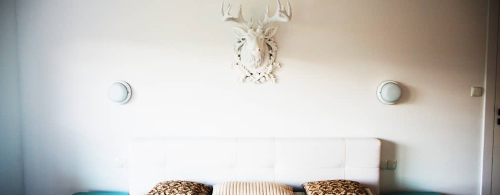 if architektura: minimal tarz tarz Yatak Odası