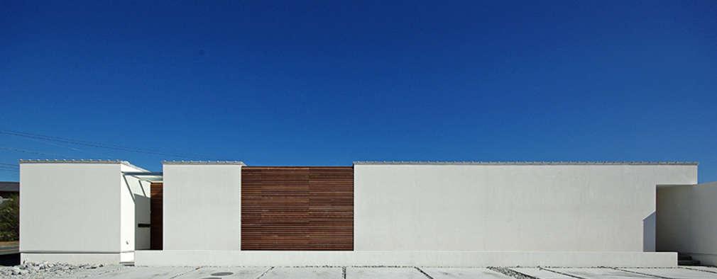 房子 by 空間建築-傳 一級建築士事務所