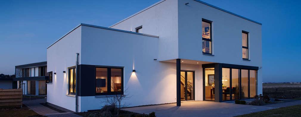 Single family home by FingerHaus GmbH