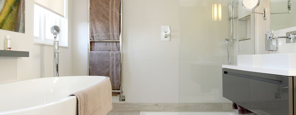 modern Bathroom by Primrose Interiors