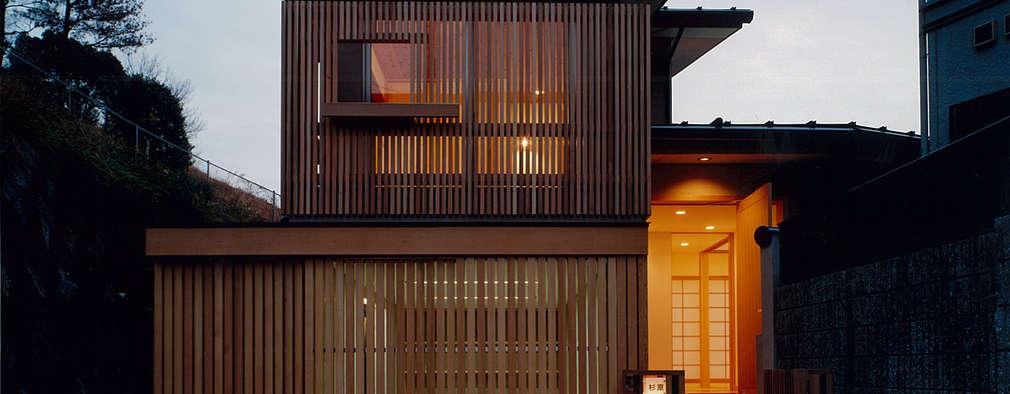 บ้านและที่อยู่อาศัย by 堀内総合計画事務所