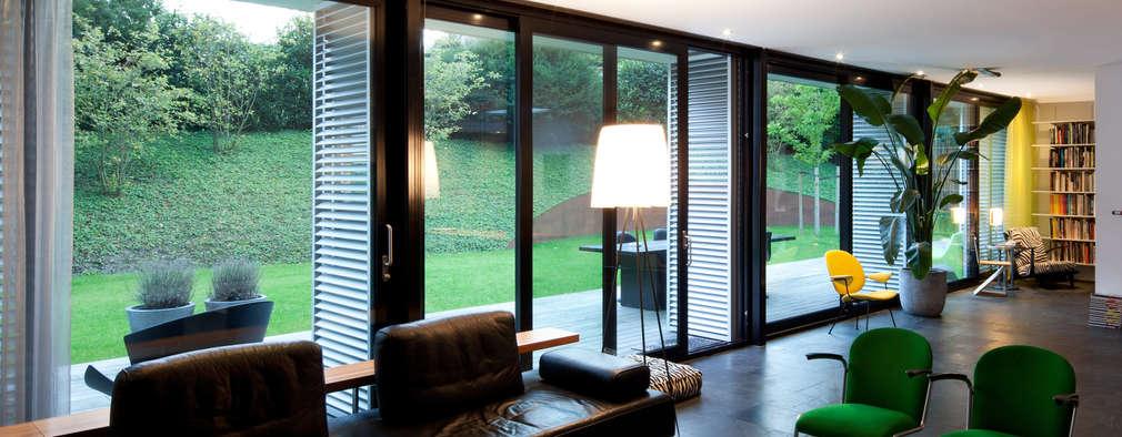 modern Living room by De Kovel architecten