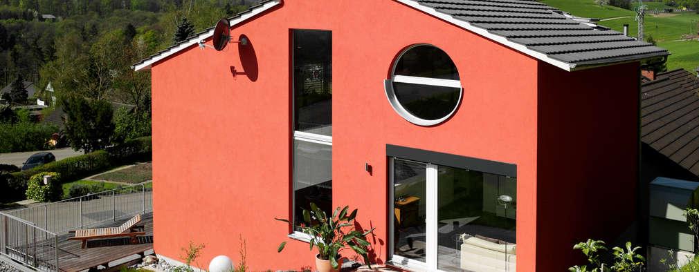modern Houses by Binder Architektur AG